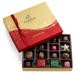 Limited Edition Sparkle Holiday Chocolate Collection, 16 pc.