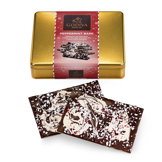 Peppermint Bark Tin image number null