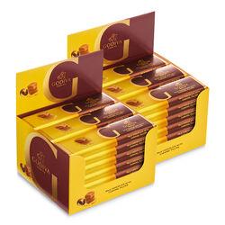 Barre de chocolat au lait au caramel, emballage de 48, 43 g chacune