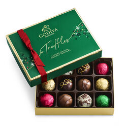 Limited Edition Holiday Truffles, 12 pc.