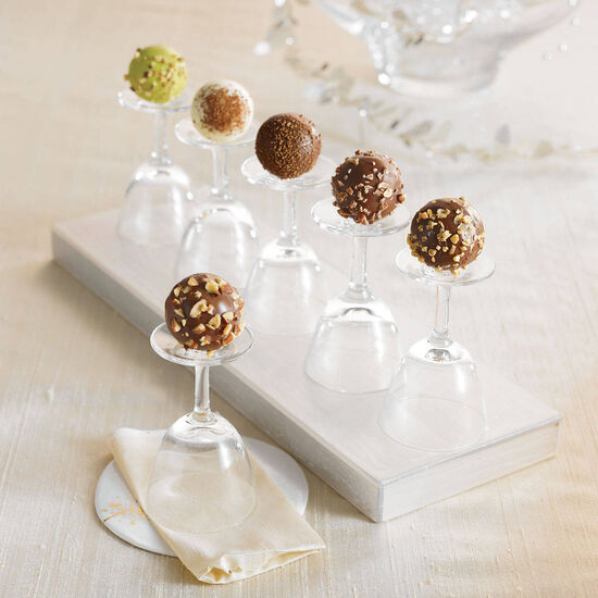 Nut Lovers Truffle Flight, 6 pc. image number null