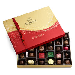 Limited Edition Sparkle Holiday Chocolate Collection