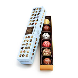 Patisserie Dessert Truffle Flight, 6 pc.