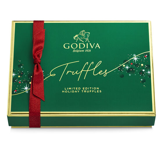 Limited Edition Holiday Truffles, 12 pc. image number null