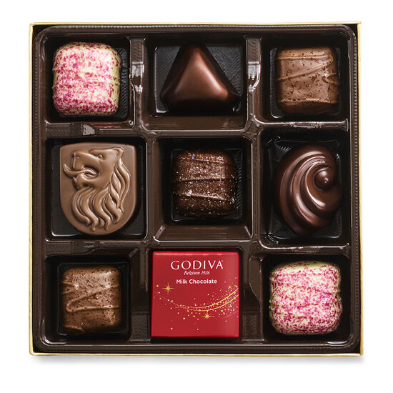 Limited Edition Sparkle Holiday Chocolate Collection, 9 pc. image number null