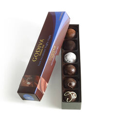 Dark Decadence Truffle Flight, 6 pc.