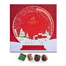 2020 Holiday Luxury Chocolate Advent Calendar
