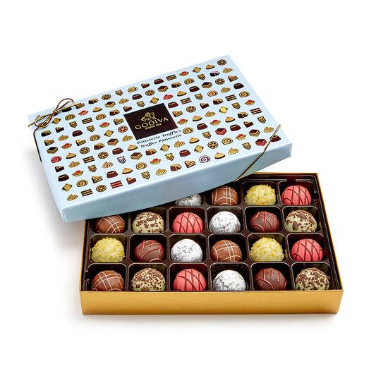 Patisserie Dessert Truffles Gift Box, 24 pc. image number null