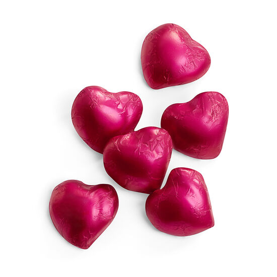 Valentine's Day Mini Heart Gift Box, 6pc. image number null