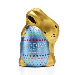 Milk Chocolate Bunny, Foil Wrapped, 4 oz.